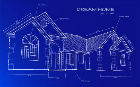 Home Design Blueprint House Blueprint Details Floor Plans On Home